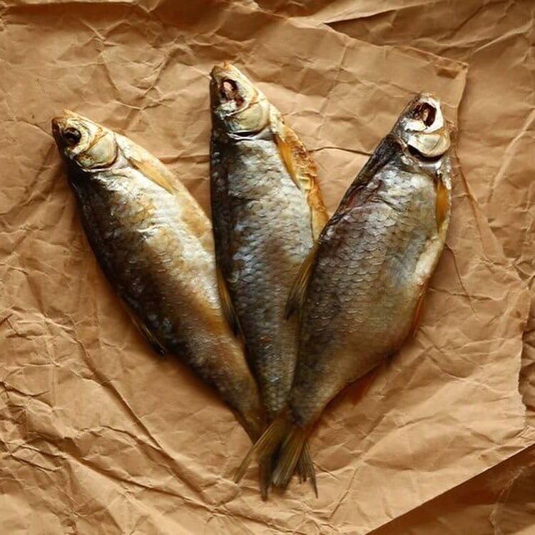 Русская вобла — рыбка на века